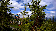 Kicking Horse Bike Park - Trail Crew Update #5 - 2011