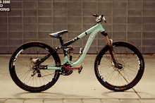 Jarrett Moore's Rocky Mountain Slayer Slopestyle Bike Check Video