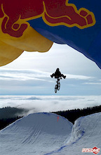Red Bull Freezride 2003 Results
