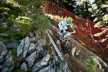 iXS Mountain Bike DH Cup Captured at 1,000 FPS