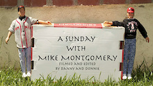A Sunday with Mike Montgomery