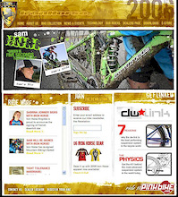 Iron Horse Bicycles 2006 web site goes live