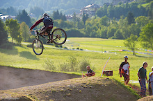 Val di Sole World Cup - Slavik and Beerten win 4X