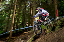 Val di Sole World Cup - Aaron Gwin wins 5th WC DH of the season!