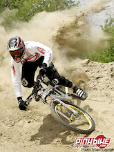 Introducing the Devinci Daredevil  downhill team for 2006