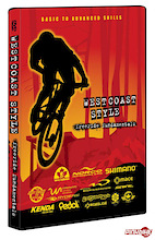 West Coast Style-Freeride Fundamentals DVD Instock