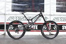 Santa Cruz and Enve Carbon - Interbike 2011