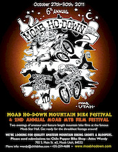 6th Annual Moab Ho-Down MTB Festival & MTB Film Fest