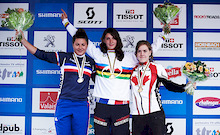 Manon Carpenter 2011 World Champion and World Cup Overall winner
