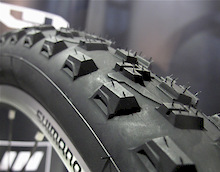 Michelin Wild Grip'r 2 and the Inner tube Reinvented - Interbike 2011