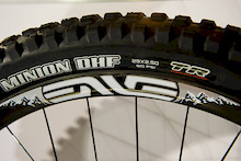 "Prototype Maxxis Minion 29"" x 2.5"" and new DHR 2 Tires - Interbike 2011"