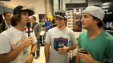 Cam and Tyler McCaul On The Prowl - Interbike 2011