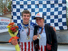 USA National Championships 2011 - Kintner and Ropelato win DS