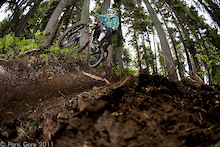 Stevens Pass Bike Park Opening Day 2011