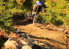 Diamondback's Kyle Thomas and Billy Lewis Shred Stevens Pass Bike Park - Video