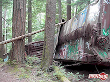 When a train crashes in the forest does it make a sound?
