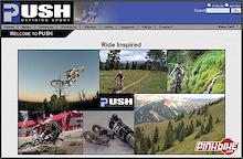 Push Industries 2006 Web Site live