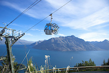 Queenstown New Zealand Bike Park