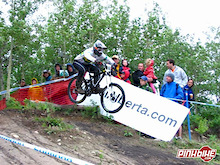 Let's bring DH racing back to Alberta