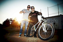Andreu Lacondeguy on his new YT Industries rig