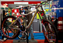 International dirtbike show- featuring new empire , Danny Hart