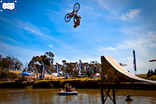 TBS birthday - lake jump & shuttle day