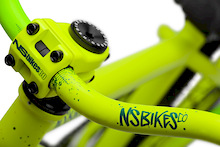 NS Bikes 2012 Lemon & Lime product line