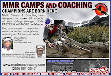 Marin Bikes Announces Exciting Partnership with Mad March Racing Camps for 2006