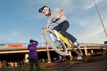 DMR Bikes Pump Track Challenge – Bristol 2011