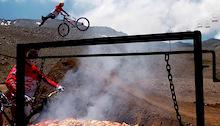 La Parva Bike Park Getting Ready to Start the Lifts for 11/12 Season