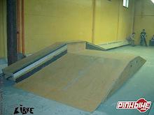 Centre K.Libre- Indoor BIKE park in Quebec