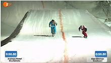 Mountain Bike VS Snowboard