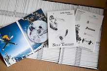 Self Taught now shipping!