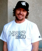 Eric Carter Joins Hyper Bicycles