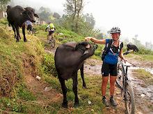 Kathmandu, Nepal With Sacred Rides
