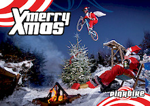 Happy Holidays from Pinkbike!