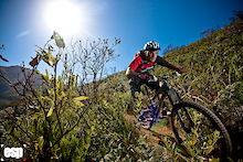 Trail Riding Jonkershoek - Part 1