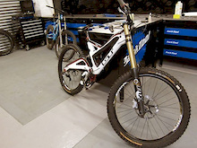 Atherton GT Fury Test Bike
