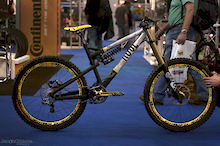 London Bike Show - Rose Beefcake