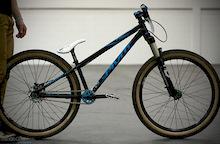London Bike Show 2012 - Bernard Kerr's Pivot Point
