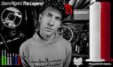 """""""The Legend"""" – Sam Pilgrim's signature grips"""