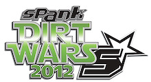 Spank Dirt Wars UK 2012 - Official Press Release