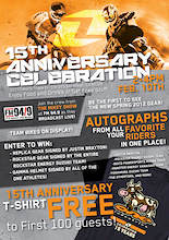 One Industries 15th Anniversary Celebration!