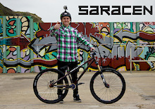 Blake Samson Joins Saracen For 2012!