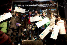Chad Kagy wins Teva Mountain Games