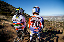 Video of Danny Hart &  Ken Roczen - Day in the Life