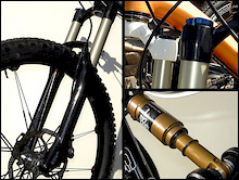 First Look: 2013 X-Fusion - Oversized, 34mm Trail Forks, Slippery Coatings and a Wild-Looking XC Shock