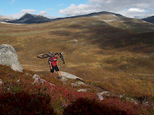 Norway trip: riding among trolls and reindeers