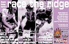 Race The Ridge - Maple Ridge, BC - April 19-21