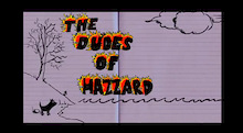 The Dudes of Hazzard Movie - Part 1